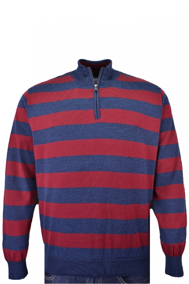 Paul & Shark Paul And Shark Wool Half Zip Jumper