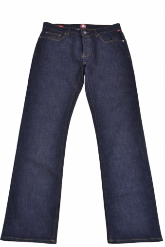 Pretty Green Burnage  Jean Dark Denim
