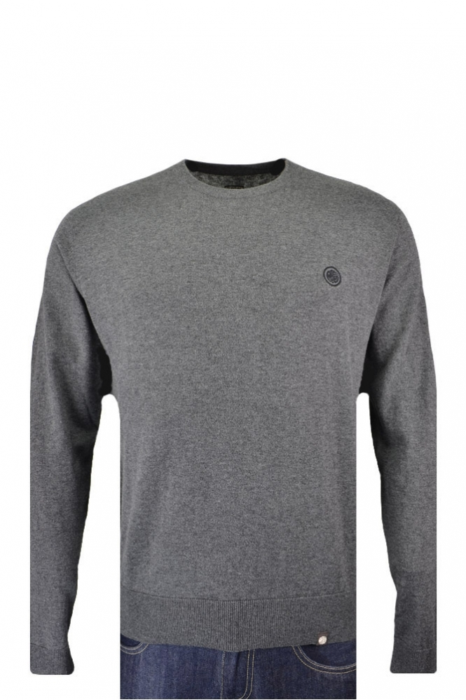 Pretty Green Hinchcliffe Crew Neck Knitted Jumper