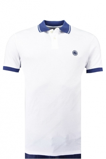 Pretty Green Kirkby Jacquard Polo Shirt