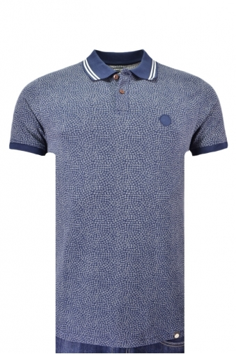 Pretty Green Mayflower Polo Shirt