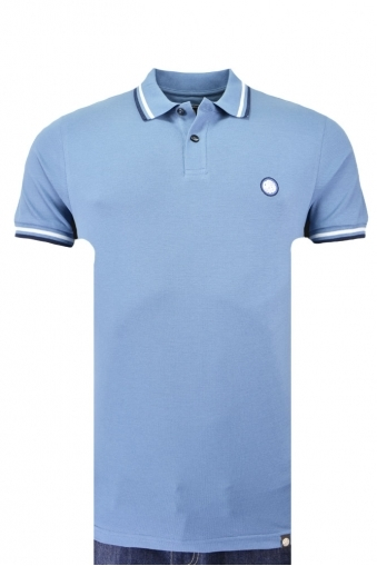 Pretty Green Mens SS Polo Shirt