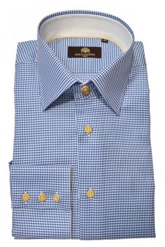 Rankin Shirt Blue Check
