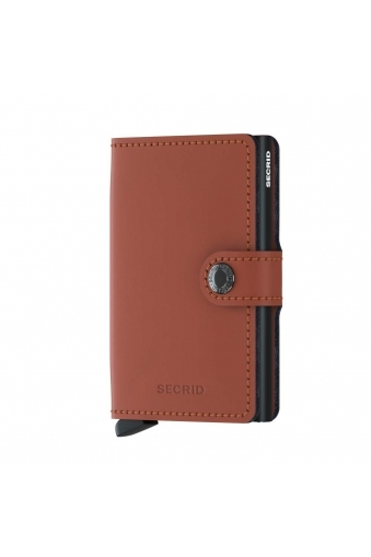 Secrid Mini Matt Wallet