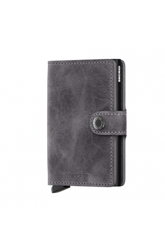 Secrid Mini Vintage Wallet Matt